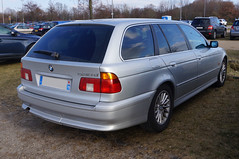 2000 BMW 5er E39 Kombi Heck (Joachim_Hofmann) Tags: bmw serie5 5er e39 kombi auto kraftfahrzeug kfz bayrischemotorenwerke münchen