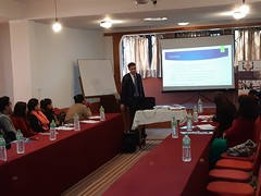 ISI Nepal & EEI Training