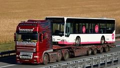NL - Verhaegh Trading DAF XF 95 SSC (BonsaiTruck) Tags: verhaegh trading daf lkw lastwagen lastzug truck trucks lorry lorries camion caminhoes
