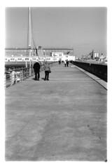 2019-03-30-0002 (ludob2011) Tags: brest port chateau pérouse film kodak tmax pentax smc 50mm bw ishootfilm