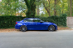 M3 (Alessandro_059) Tags: bmw m3 f80 blue