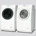 ドラム式洗濯乾燥機の写真
