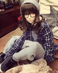 Carys (KarenBJD) Tags: bjd ball jointed doll abjd migidoll miho girl