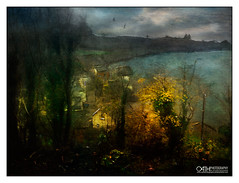 Inspired (OATH Photography by Alison Richards) Tags: artists painters painting painterly asherdurand patricknaysmith thomascole houses trees flowers foliage water yellow blue green reds autumncolours englandunitedkingdom