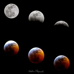 Super Wolf Blood Moon Eclipse January 20, 2019 (SteBow Photography) Tags: canon80d canon photograph photography eos 80d lunareclipse lunar bloodmooneclipse mooneclipse bloodmoon superwolfbloodmoon superwolfbloodmooneclipse sky beautiful