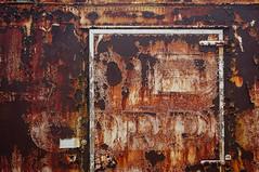 corruption (jtr27) Tags: dsc02935l2 jtr27 sony alpha nex5n nex emount peeling paint abandoned truck maine newengland manualfocus