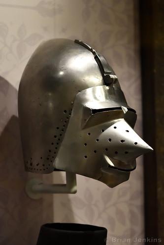 Bacinet (c. 1380)