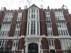 UK - London - Bloomsbury - Gordon Square - Dr Williams Library (JulesFoto) Tags: uk london england southbankramblers bloomsbury drwilliamslibrary gordonsquare