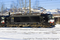 TX Logistik (MRCE), 193 673-1 (Thomas Naas Photography) Tags: österreich austria eisenbahn railways zug züge train lokomotiven lokomotives fahrzeuge outdoor kufstein siemens vectron ms x4e txl tx logistik mrce mitsui rail capital europe gmbh dispolok
