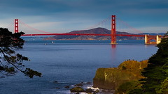 The Golden Gate, Lands End (jamestapatio) Tags:
