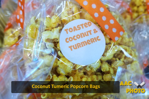 """Coconut Tumeric Popcorn • <a style=""""font-size:0.8em;"""" href=""""http://www.flickr.com/photos/159796538@N03/33437570068/"""" target=""""_blank"""">View on Flickr</a>"""