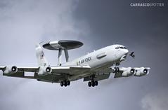 AWACS (Carrascospotter) Tags: avión armada guerra