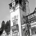 Castelul Peleş. Sinaia, Prahova. Voigtländer Bessa I. Ilford FP4+ (RO18 V1-07)