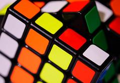 The spirit of Rubik's cube (cotrog81) Tags: cube rubik rubiks rubikscube toy toys color colorfull colorfully rubikcube würfel zauberwürfel magiccube magic farben farbe brainwork 80s xf80mm fujifilm fujilove fuji fujifilmxh1 funjion80mm xf14x xh1 macro geometrisch fenster puzzle top20toys yellow orange red green black white cubeing makro