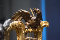 Dragon on antique chair (quinet) Tags: 2017 amsterdam antik netherlands rijksmuseum schnitzerei ancien antique carving museum musée sculpture