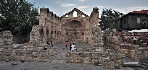 Nessebar -Hagia Sophia Church [5th century]