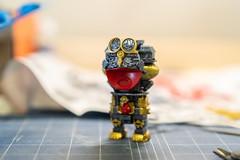 DSC08205 (KayOne73) Tags: bandai doraemon plamo plastic model figure rise mechanics robot toy anime mecha sony a7iii rokinon 50mm f 14 af fe prime lens samyang