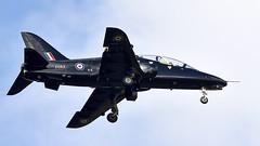 Hawk (Bernie Condon) Tags: mod boscombedown boscombe test trials airfield qinetiq wilts uk bae hawk t1 trainer jet raf military royalairforce