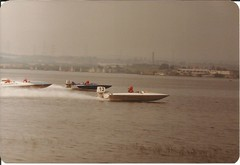 Chasewater 006 (touluru) Tags: brownhills walsall west midlands ws8 chasewater british grand prix 500 7 july 1983 powerboat power boat speed