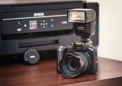 Kodak P880 (fotografik.a) Tags: kodak p880 photography camera easyshare p20 zoom flash macro nikon d80 nikkor 85mm