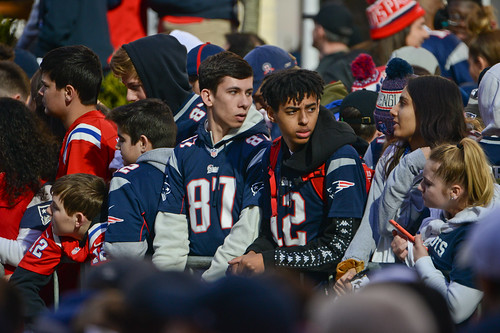 Patriots 2019 Superbowl Victory Parade