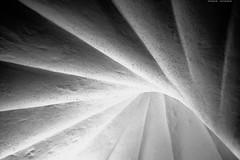 Hersfeld I (KnutAusKassel) Tags: bw blackandwhite blackwhite nb noirblanc monochrome black white schwarz weiss blanc noire blanco negro schwarzweiss grey gray grau einfarbig treppen stairs