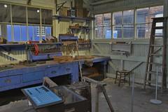 National Waterways Museum Ellesmere Port 130219_DSC2858 (Leslie Platt) Tags: cheshirewestchester nationalwaterwaysmuseum ellesmereport inlandwaterways exposureadjusted straightened
