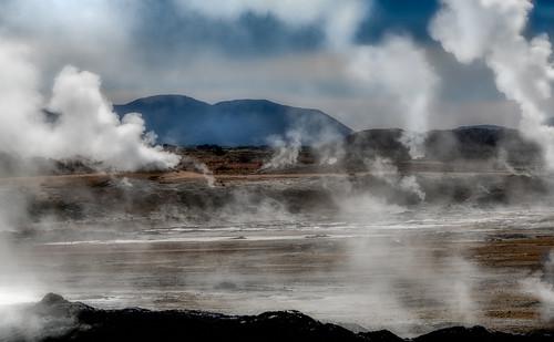 Hverarönd - Land of Brimstone and Fire
