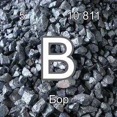 Хімічні елементи  Бор B InterNetri Ukraine