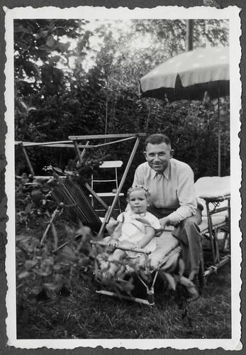 AlbumC293 Familienfoto, 1930-1950er