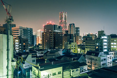 Yokohama (Arutemu) Tags: asian asia japan japanese japon japonais japonesa japones japonaise kanagawa yokohama city cityscape canon ciudad citylights night nighttime nightscape nightshot nightview nightstreet nightfall urban view ville lowlight アジア 日本 神奈川 よこはま 横浜 藤棚町 都市 都市景観 都市の景観 町 街 街並み 夜の街 夜の町 ランドマークタワー 夜 夜景 夜光 夜の日本 夜の横浜 夜中