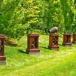Kleinberg  Ontario - Canada - McMichael Canadian Art Collection -  Babylon Sculpture thumbnail
