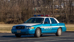 Ford Crown Victoria (NoVa Truck & Transport Photos) Tags: ford crown victoria prince william county police department pwcpd marked cruiser law enforcement first responder