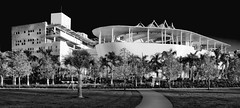 Phillip and Patricia Frost Museum of Science, 1101 Biscayne Boulevard, Miami, Florida, USA / Archiects: Grimshaw Architects, Rodriguez & Quiroga Architects Chartered / Opened: May 8, 2017 (Photographer South Florida) Tags: miami florida usa miamibeach miamigardens northmiamibeach northmiami miamishores cityscape city urban downtown density skyline skyscraper building highrise architecture centralbusinessdistrict miamidadecounty southflorida biscaynebay cosmopolitan metropolis metropolitan metro commercialproperty sunshinestate realestate tallbuilding midtownmiami commercialdistrict commercialoffice wynwoodedgewater residentialcondominium dodgeisland brickellkey southbeach portmiami sobe brickellfinancialdistrict keybiscayne artdeco museumpark brickell historicalsite miamiriver brickellavenuebridge midtown sunnyislesbeach moonovermiami mimo venetiancauseway phillipandpatriciafrostmuseumofscience 1101biscayneboulevard grimshawarchitects rodriguezquirogaarchitectschartered openedmay8 2017