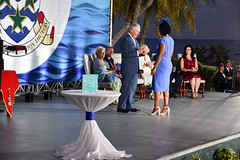 Felicia McLean Presentation (Cayman Islands Government Information Services) Tags: royal visit cayman prince wales duchess cornwall pedro st james united kingdom great britain