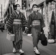 We must be in Japan (Bill Morgan) Tags: fujifilm fuji xpro2 35mm f2 bw jpeg acros alienskin exposurex4