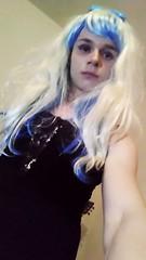 2019-04-10-01-55-22-777 (Night Girl (my feminine side) :)) Tags: crossdress cd crossdressing cross dress dresser boy femboy feminine me girl
