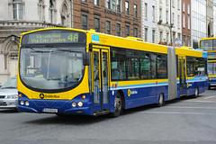 00D65020 (Irishbuses) Tags: dublinbus dublinbuses irishbuses volvob7la articulatedbuses bendibuses wrightbus aw20