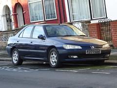 1997 Peugeot 406 1.9TD Executive (Neil's classics) Tags: vehicle car 1997 peugeot 406 executive 19td