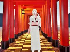 I have wings 1 (❀✿ Kate ✿❀ !cream spaghetti hair!) Tags: arhaven gift pose kimono fashion