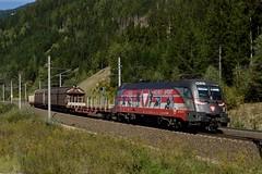 1116 138, DG 54533. Kolbnitz (M. Kolenig) Tags: rca baum tauernbahn 1116