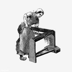 Vintage scutcher machine illustration (Free Public Domain Illustrations by rawpixel) Tags: british antique art black blackandwhite cc0 creativecommons0 cut decoration design designresource drawing engraving etching europe european flax handdrawn handtool icon illustrated illustration ink labor lady machine name nostalgic oldfashioned ornament peasant pen person psd publicdomain retro scutcher scutchermachine scutching sketch style symbol tattoo vintage woman
