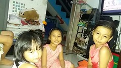 Herou, Sasha and I (ghostgirl_Annver) Tags: asia asian girl boy annver teen children kids siblings brother sister daughter family friends