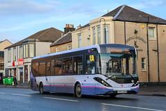 44656 SN65OHW First Glasgow (busmanscotland) Tags: 44656 sn65ohw first glasgow sn65 ohw ad adl alexander dennis e20d enviro200