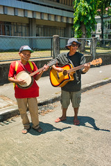 Music (Beegee49) Tags: street music musicians blind happy planet men sony a99 luminar bacolod city philippines asia
