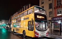 Bus Eireann VWD42 (151C7159). (Fred Dean Jnr) Tags: buseireann cork volvo b5tl wright eclipse gemini3 vwd42 151c7159 stpatircksstreetcork january2019 alloverad todayfm buseireannroute215