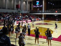 Roanoke Maroons - Second Half Action (dougmartin571) Tags: roanokecollege lynchburghornets roanokemaroons maroonsathletics basketball americasgottalent agt zuzuacrobats maroonathletics roanokecollegeathletics