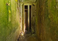 Wandschrank, grün. (david_drei) Tags: lostplace decay kleines kraftwerk derelictbuildings deutschlandverfällt urbex urbanexplorer green