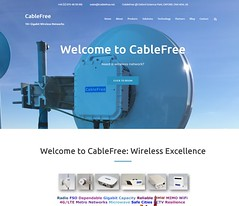 CableFree Website Page 1-2 (cablefree) Tags: wednesdaywisdom cablefree team is busy building shipping multigigabit wireless solutions for customers worldwide microwave mmw 4g 5g lte fso wifi tech wwwcablefreenet