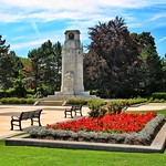 St Catharines Ontario -  Canada - Oak Hill Park - Memorial thumbnail